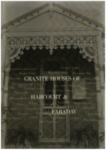 Granite Houses of Harcourt & Faraday